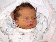 Veronice Boháčkové ze Šluknova se 20.května v rumburské porodnici narodil syn Ota Boháček.Měřil 52 cm a vážil 4,2 kg.