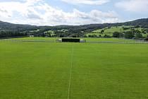 Co je nového ve fotbalovém areálu v Modré