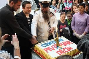 První narozeniny Centra Pivovar.