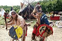 Šluknovští Indiáni bojovali u Little Big Hornu.