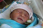 Sofie Čurejová se narodila Zlatici Čurejové z České Kamenice 20. března ve 2.50 v děčínské porodnici. Vážila 2,7 kg.