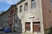 Bývalé kino Marx v Rumburku.