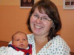 Lucii Kosmákové z Rumburka se 25. října ve 21.17 v rumburské porodnici narodila dcera Sofie Kosmáková. Měřila 52 cm a vážila 3,92 kg.