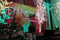 Vietnamská komunita slavila Nový rok.