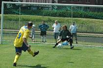 RUMBURSKÝ FOTBALOVÝ STADION hostil turnaj starých gard.