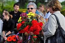 Lidé ve Varnsdorfu vzpomínali na oběti války.