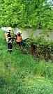Dopravní nehoda v Jílovém