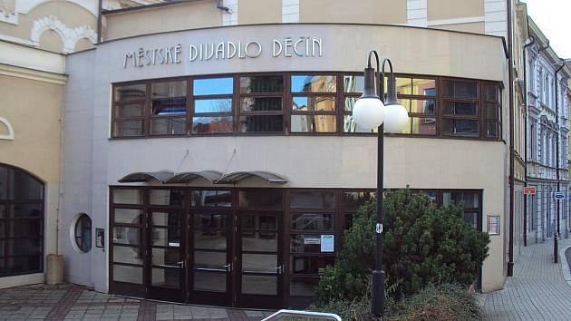 Děčínské divadlo.