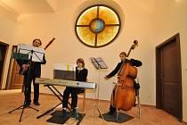 Bývalý evangelický kostel v Dolní Poustevně začal sloužit veřejnosti v roce 2009.