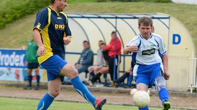 FK Rumburk – SpG Horken Kittliz 1:1 (0:0) na PK 1:2
