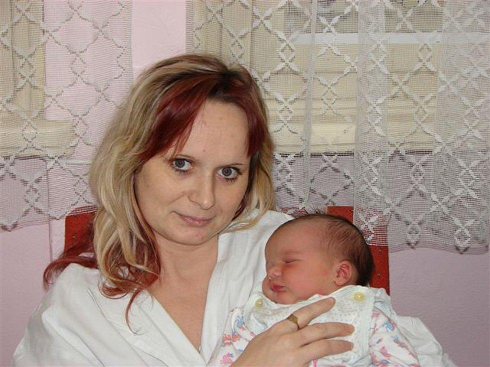 Evě Bilkové ze Šluknova se 26. února v 15.10 hodin v rumburské porodnici narodil syn Pavel. Měřil 48 cm a vážil 4,20 kg.