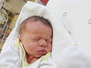 MATOUŠ KABÁT se narodil 10. dubna v liberecké porodnici mamince Veronice Kabátové z Rybniště. Vážil 3,60 kg a měřil 51 cm.