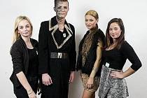 Daniela Bertlová a Zdena Hertlová získaly prvenství v kategorii make-up a zároveň získaly cenu kreativity za image páru.