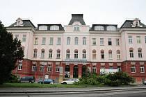 Evropská obchodní akademie Děčín.