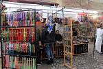 Na trhy mohli lidé vyrazit i o druhém adventním víkendu.