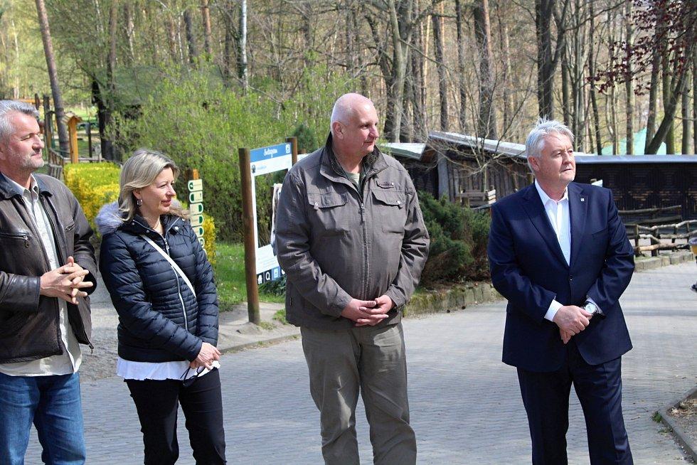 Vyhodnocení projektu Jeden kraj, tři zoo.