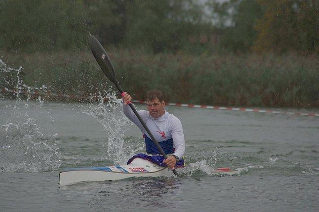 Tomáš Charvát vybojoval v Týně titul mistra světa.