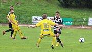 PORÁŽKA. Varnsdorf doma prohrál s Českými Budějovicemi 2:3.