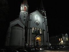 Poutní bazilika minor Panny Marie Pomocnice křesťanů ve Filipově.