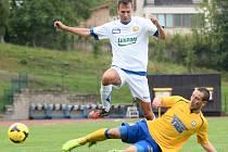 FNL, 5. kolo: FK Varnsdorf - Fastav Zlín 3:0 (1:0)