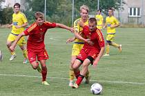 Divize dorostu, U 19: Varnsdorf vs. Dukla Praha 0:9 (0:6)