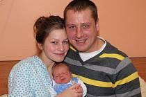 Zdeňce Semelkové z Krásné Lípy se 3.ledna v 16.10 v rumburské porodnici  narodil syn Petr Semelka. Měřil 49 cm a vážil 3,19 kg.