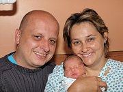 Daně Špatenkové z Varnsdorfu se 19. září v 8:05 v rumburské porodnici narodil syn Jan Hofhansl. Měřil 46 cm a vážil 2,81 kg.
