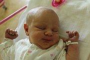Eliška Štěrbová se narodila Markétě Tobiášové z Ústí nad Labem 27. září v 1.24 v děčínské porodnici. Vážila 3,26 kg.