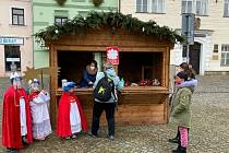 Tříkrálová sbírka se koná v České Kamenici i letos.