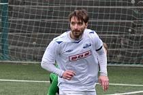 PETR VOŘÍŠEK aktuálně kope I.B třídu za FK Junior Děčín.