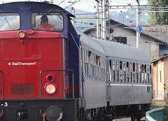 Jen dvakrát vyjel o letních prázdninách vlak na trati číslo 132 zvané Kozí dráha z Děčína do Telnice, poprvé 4. července, naposledy v sobotu 29. srpna