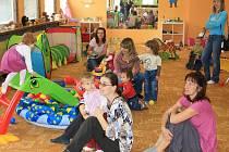 Mateřské centrum Sovička.