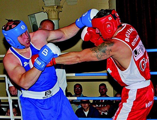Vedoucí tým boxerské extraligy přivítá Samson