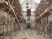 Ještě před několika lety byl kostel v Markvarticích ruinou.