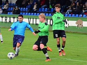 Sport fotbal KP Vilémov - Modrá 0:3 (0:1)
