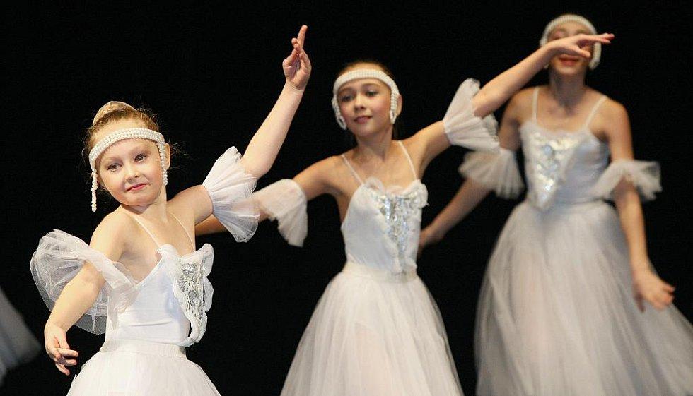Do děčínského divadla se sjelo na tři sta padesát mladých talentovaných lidí z Čech, Ruska, Ukrajiny a Slovenska na šestý ročník Mezinárodního hudebního festivalu Zimní Pohádka.