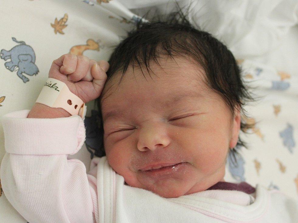 Danielka Badiová se narodila Janě Badiové z Děčína 9. ledna ve 20.15 v děčínské porodnici. Vážila 2,88 kg.