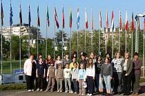 Březiňáček navštívil Štrasburk a Španělsko