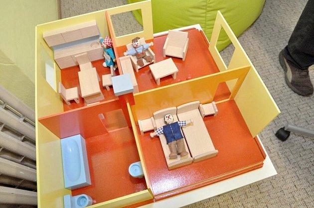 V Rumburku otevřeli výslechovou místnost pro děti