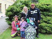 Výtěžek z rockfestu v Růžové pomáhá postiženým nebo nemocným dětem.