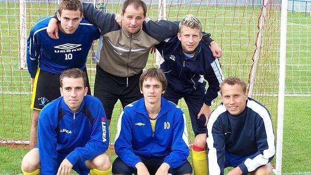 fotbalový tým Komáři Filipov