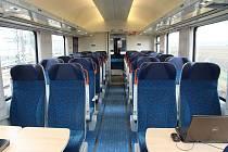 České dráhy postupně uvádějí do mezinárodního provozu dva nové typy komfortních velkoprostorových vozů.