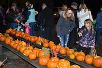 Halloween v děčínské zoo.