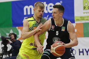 Basketbalové derby se bude hrát v Děčíně, dorazí tam Ústí nad Labem.