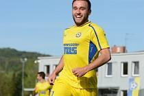 VARNSDORF se mohl v posledních dvou zápasech spolehnout na střelce Ladislava Martana.