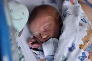 Mamince Nikole Bartoňové z Děčína se 15. května ve 2.19 v děčínské porodnici narodil syn Eliáš Berdych. Měřil 47 cm a vážil 2,8 kg.