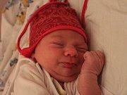 Eliška Koubová se narodila Dominice Cackové z České Kamenice 8. ledna v 7.50 v děčínské porodnici. Měřila 50 cm a vážila 3,21 kg.