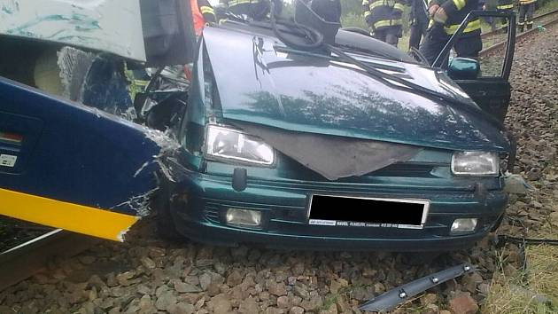 Nehodu u Rumburku nepřežila žena