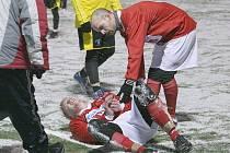 Varnsdorfští fotbaliusté se určitě dají do pořádku, za čtrnáct dní jim začíná mistrovská soutěž.