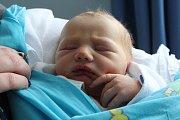 Filip Fišer se narodil Andree Hrubešové z Děčína 19. března v 18.18 v děčínské porodnici. Vážil 3,7 kg.